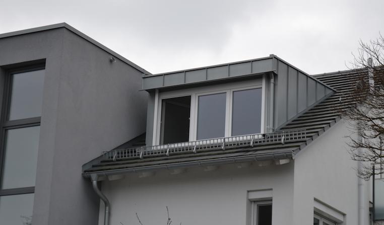 Fassaden-, Gaupen-und Kaminverkleidung